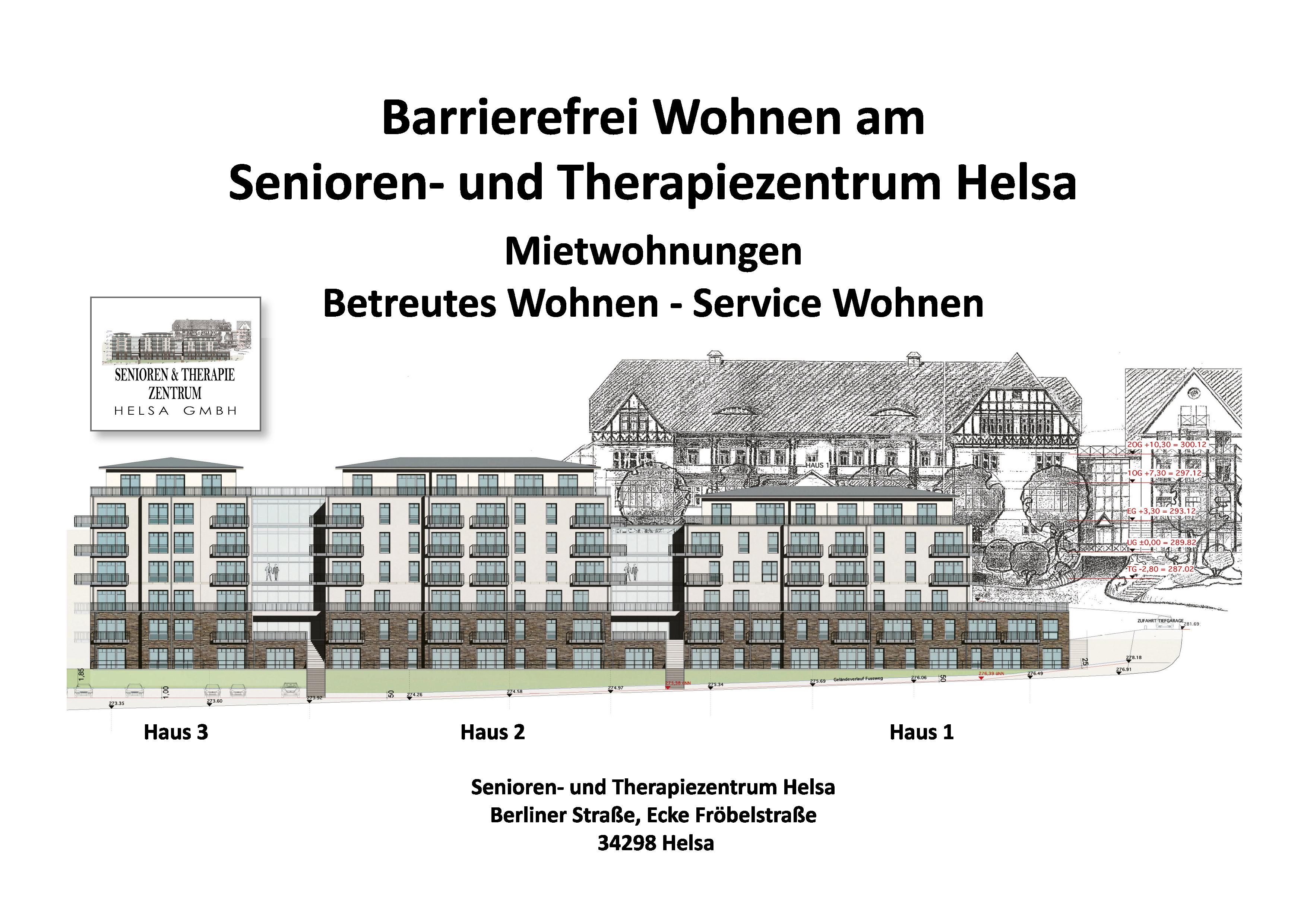 barrierefrei wohnen senioren und therapiezentrum helsa gmbh. Black Bedroom Furniture Sets. Home Design Ideas